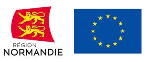 Région Normandie et Europe FEDER